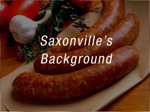 Saxonville Sausage Case Solution & Answer