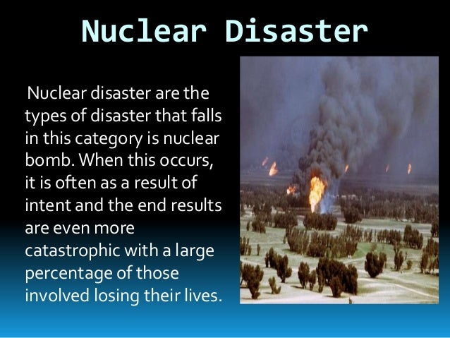 biological disaster case study The journal of continuing education in nursing | disaster nursing and  emergency preparedness for chemical, biological, and radiological terrorism  and  health emergencies have contributed chapters and case studies.