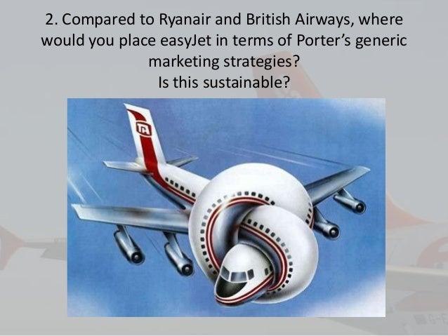 British airways target audience