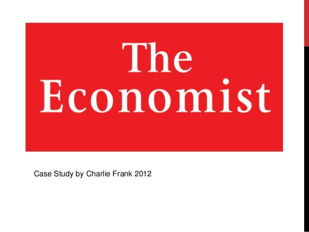 Case Study by Charlie Frank 2012