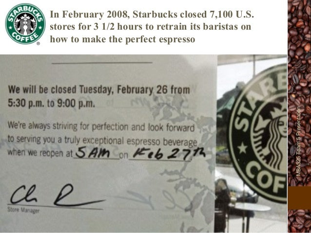 starbucks organizational commitment Job and they will be more loyal to that organization therefore, the purpose of this study is to examine the impact of a hotel's business ethics on its employees' job satisfaction, and organizational commitment.