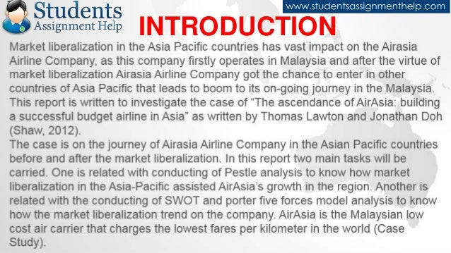 air asia case study and swot analysis When examining a swot analysis case study, understand that your company can also have many strengths, weaknesses, opportunities, and threats.