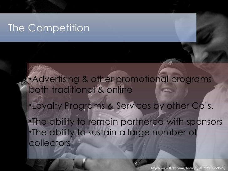 Amex loyalty program case study