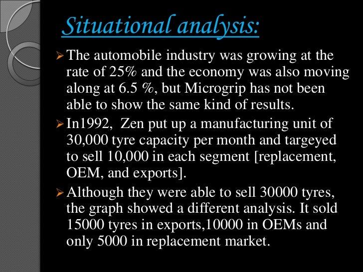 case study zen microgrip tyres Free essays regarding l039oreal case study for download 251 - 275.
