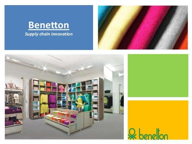United Colors of Benetton Case Study - Prezi