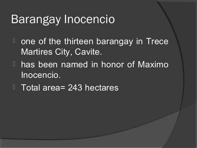 case study about barangay road The case study includes stories that describe the model and the experiences of local bantay lansangan partners in iloilo, kalinga, and abra provinces these stories help to illustrate the emerging experiences and insights of key bantay lansangan stakeholders.