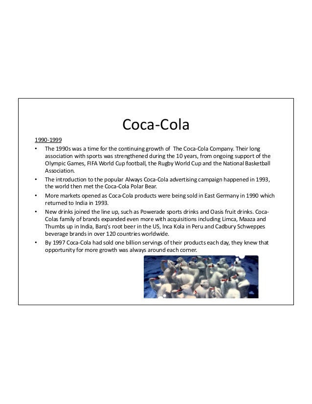 Customer Relationship Management of Coca-Cola Company