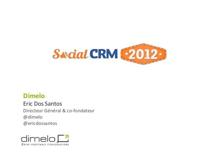 Case study creating a succesful customer community   alexis bernard sncf and eric dos santos dimelo Slide 3