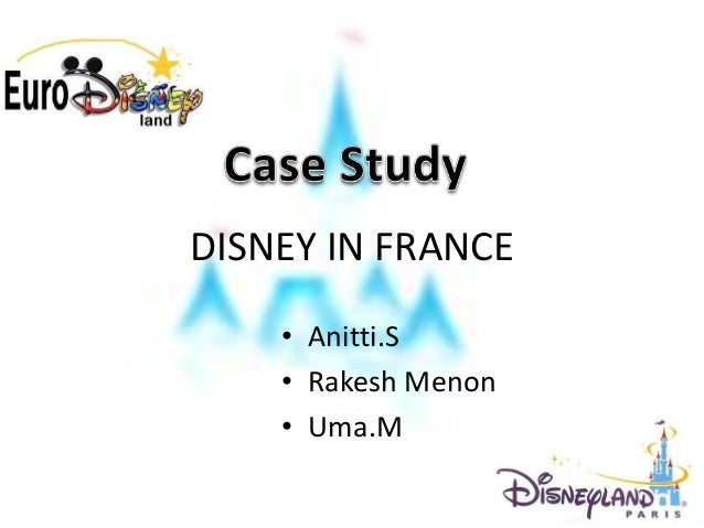 hnd disney case study Disney abc needed to client stories case studies / clients the new look-and-feel combined key elements from the disney and abc brands with a new.