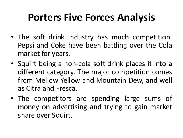 dr pepper analysis Find the latest and comprehensive swot & pestle analysis of dr pepper snapple group, a producer of flavored beverages.