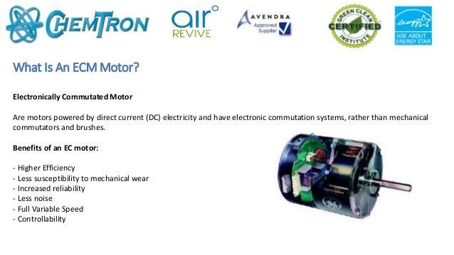 What Is An Ecm >> Airrevive Ec Motor Retrofit Service Case Study Ecm Vs Psc