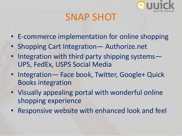 case study on e commerce website in india Read our case study on how we helped an australian manufacturer and retailer by creating an e-commerce website and improved their sales by 100% in less than 8 months.