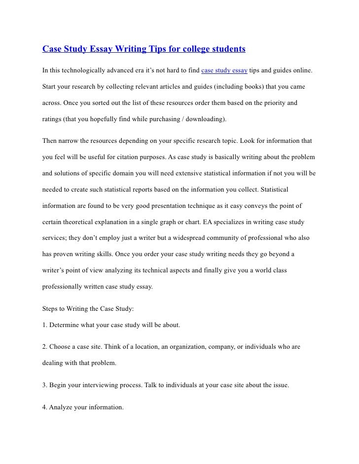 tips for writing a good case study Guide to writing a case study what is a case study a case study is a description of a real life problem or situation which requires you to analyse the main.