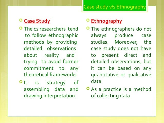 when to use case study research method When conducting research case studies and surveys are two research methods that are employed by researchers although both methods are used to gather information, there is a key difference between a case study and a survey.