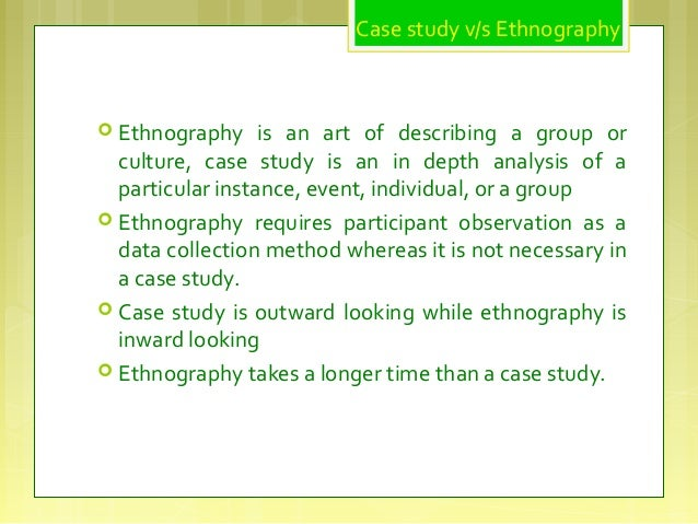 Ethnographic research on Turkish media: a case study of ...
