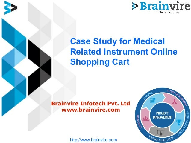 case study on online shopping