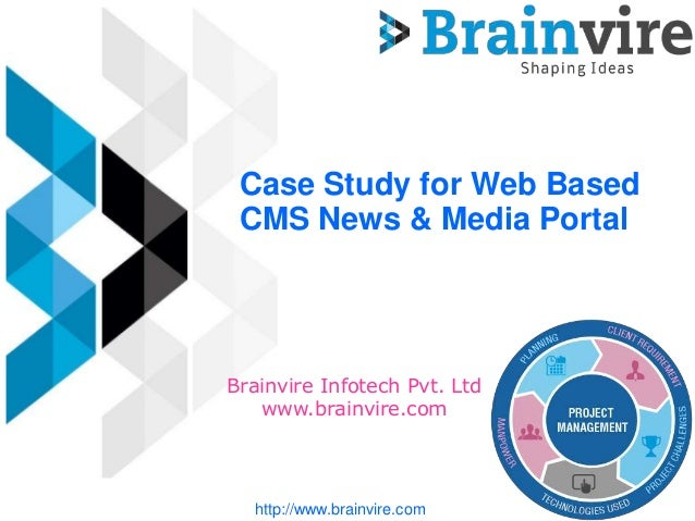 Case study of web based email