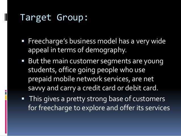 freecharge in case study Case studies communities smes developers  a study conducted by the centre for software and it  wallets (paytm, freecharge), direct link with user's bank.