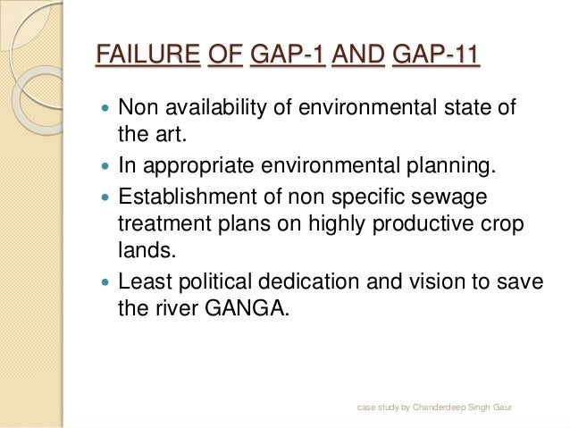 National Ganga River Basin Authority (NGRBA) case study ...
