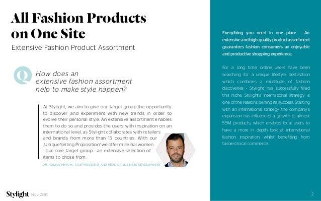 b95c5fc4548b Stylight  Seven Years of Making Style Happen - Case Study