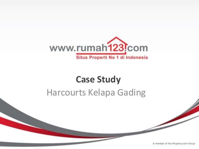 Case StudyHarcourts Kelapa Gading