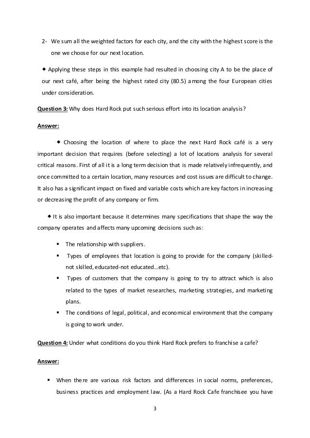 case analysis of levendary café Mgmt 4123 international management case analysis-levendary cafÉ: the china challenge spring 2015 the following are the guidelines for completing the case analysis for levendary café: 1.