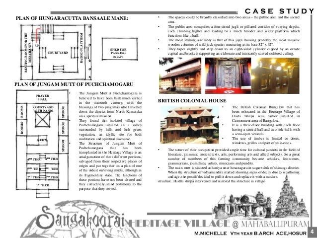 Case Study Hastha Shilpa Heritage Village