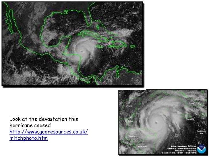 Case Study Hurricane Floyd