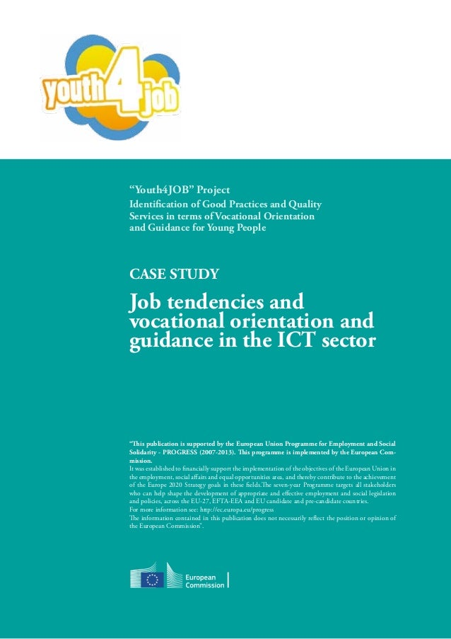 """""""This publication is supported by the European Union Programme for Employment and Social Solidarity - PROGRESS (2007-2013)..."""