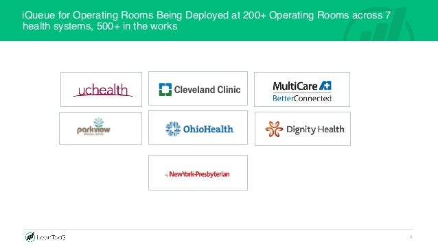 Case Study: Increasing Operating Room Utilization