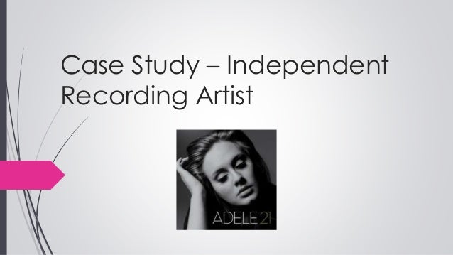 Case Study – Independent Recording Artist