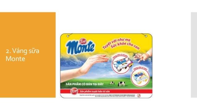 2.Váng sữa Monte