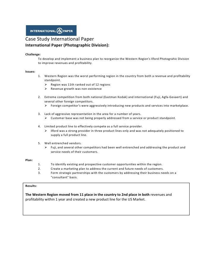 Professional challenge essay