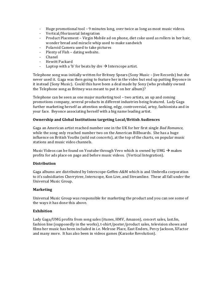 HMV - School Project - SlideShare