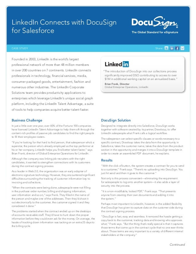 linkedin b2b case studies 4 linkedin marketing case studies to emulate we've found four excellent linkedin marketing case studies that demonstrate what's possible when you get heavily into linkedin marketing by alex.