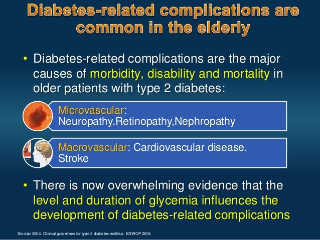 case study for diabetes mellitus type 2