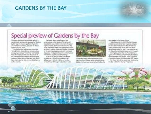 Marina Bay Singapore Urban Case Study