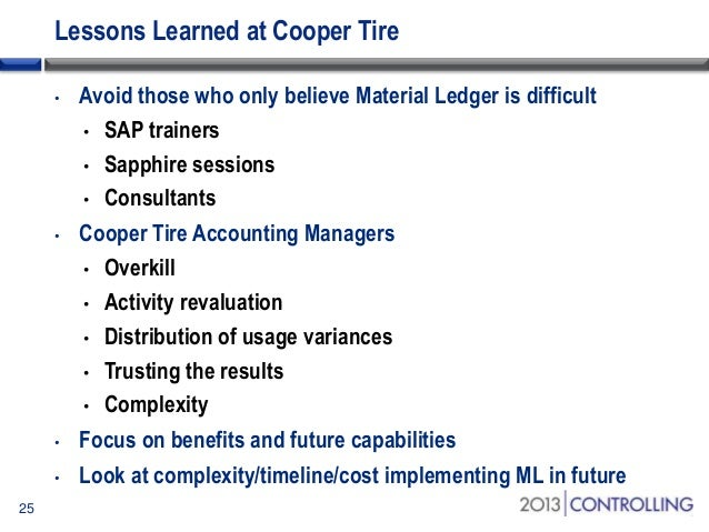 cooper tire case study