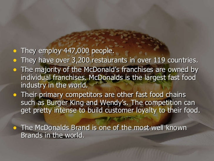 2012: McDonald's, Brand Revitalisation - Case Study