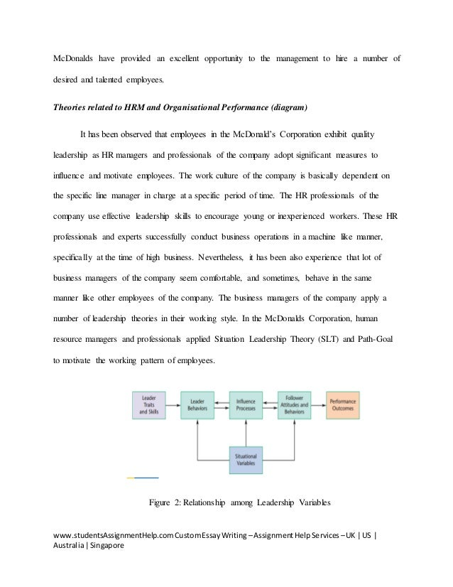 case studies on motivation of employees Impact of motivation on employee performance a case study  case studies utilized, scholarly  by the student for three different employees motivation levels and.