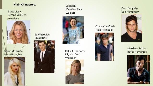Gossip Girl Characters