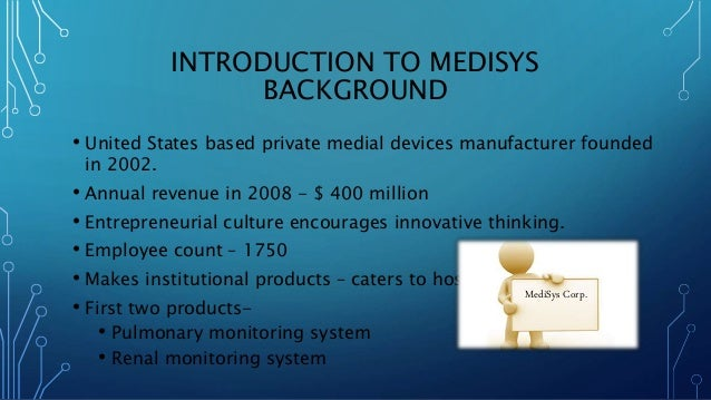 medisys corp the intenscare product development team Medisys corp case study research paper  a formal analysis on the medisys corp: intenscare product development team  the development of.