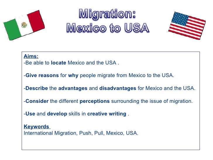 mexican immigration essays 20 hot exploratory essay topics on illegal immigration mexican immigrants before and after wwii and the factors and reasons that descriptive essays writing.