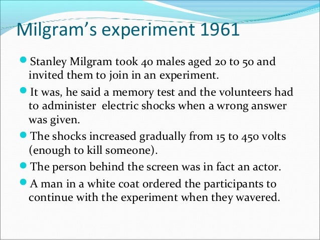 the life of stanley milgram essay Milgram, s (1977), the individual in a social world: essays and experiments 3rd expanded edition published 2010 by pinter & martin, isbn 978-1-905177-12-7 blass, t (2004) the man who shocked the world: the life and legacy of stanley milgram.