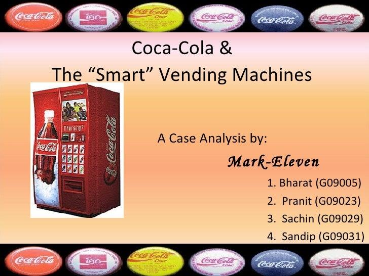coke merchandising equipment court case study
