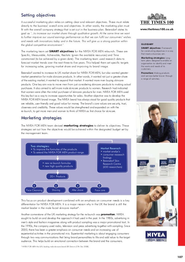 nivea business marketing case study Case studies: marketing strategy  and new-client referral and member-rewards programs have helped this small business  case study: how mobile text marketing.