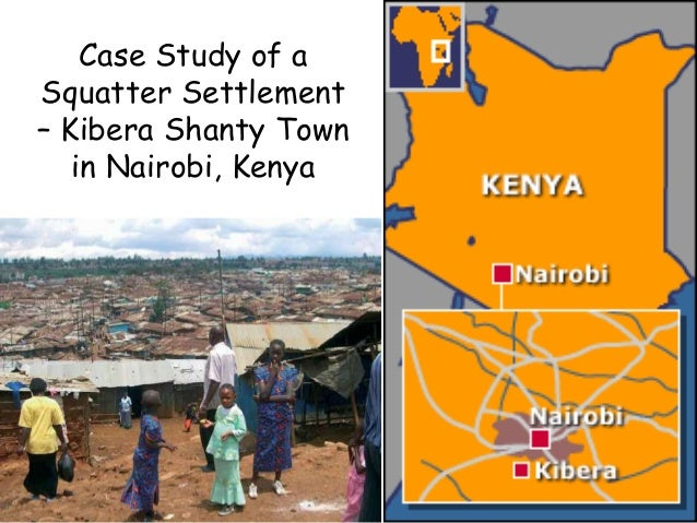 kibera case study bbc