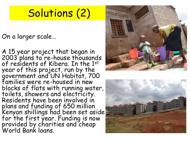 kibera case study facts