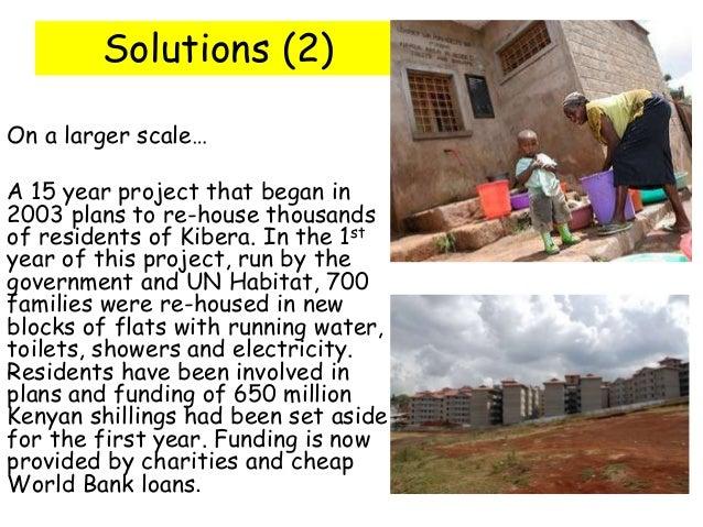 kibera case study gcse geography