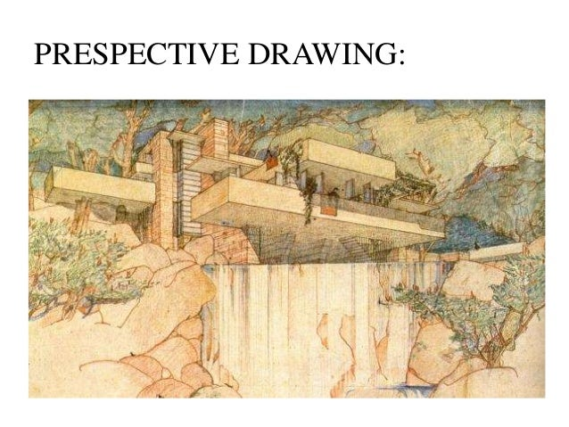 PRESPECTIVE DRAWING: